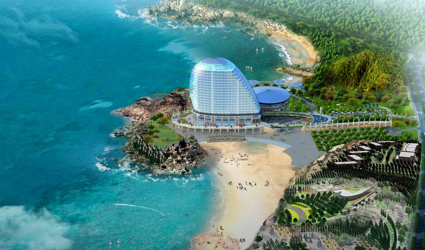 Hotel Pingtan Island